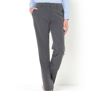 Laredoute- grey pants