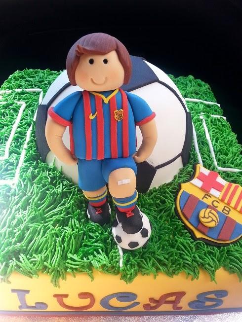 Tarta Barça