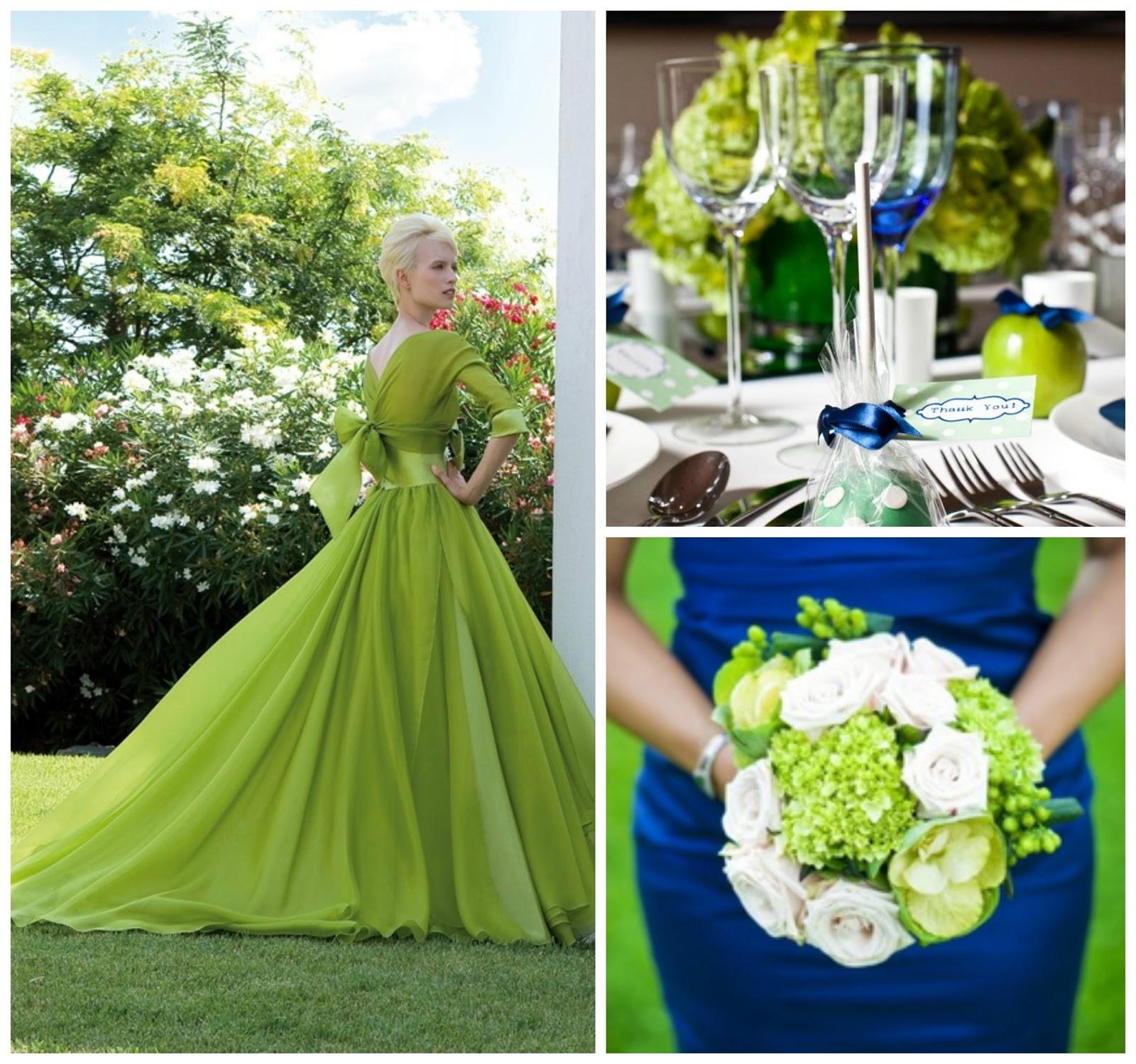 Tema Matrimonio Blu E Bianco : Tema blu e verde lime organizzazione matrimonio forum