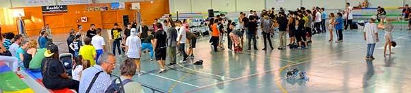Break Dance Hop festival San Adrián del Besòs