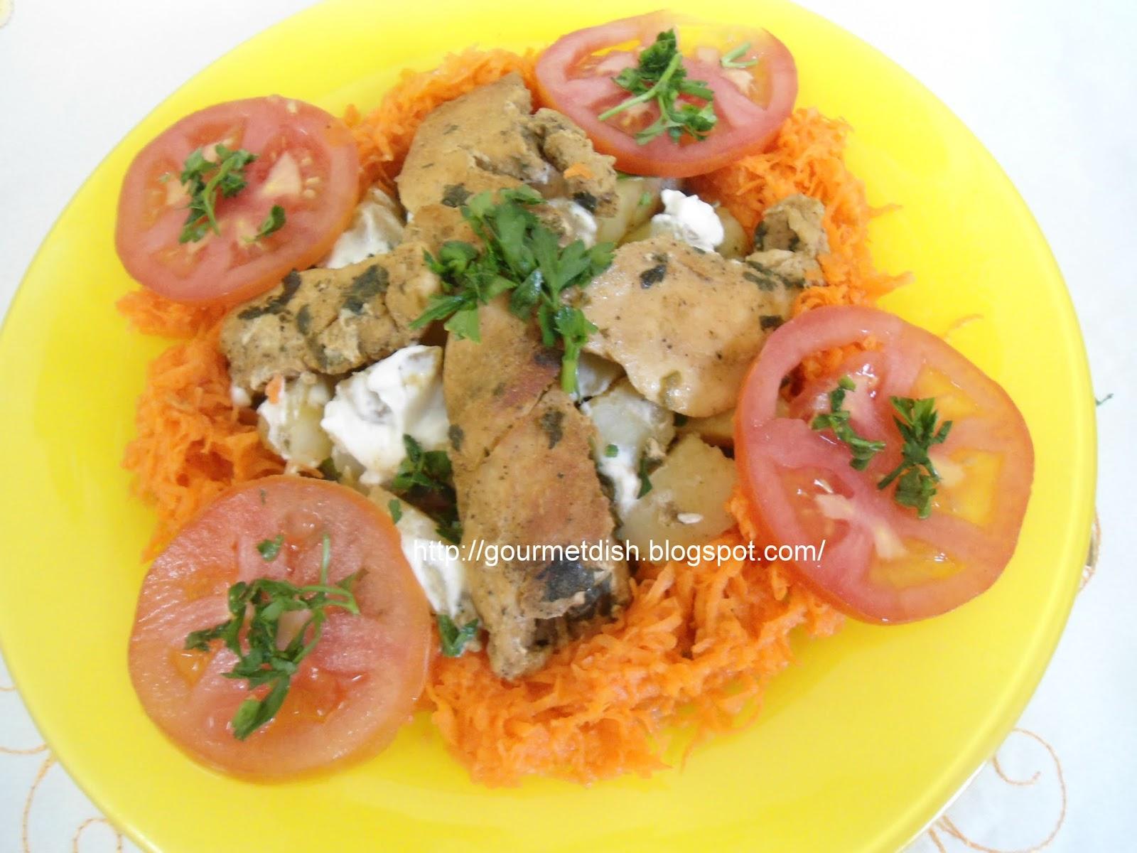 how to make thari chicken