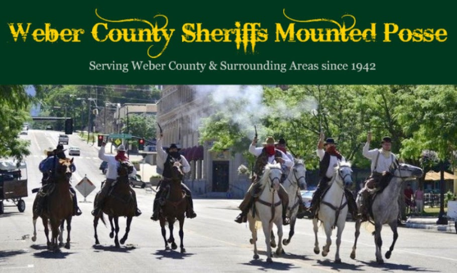 Weber County Sheriffs Mounted Posse