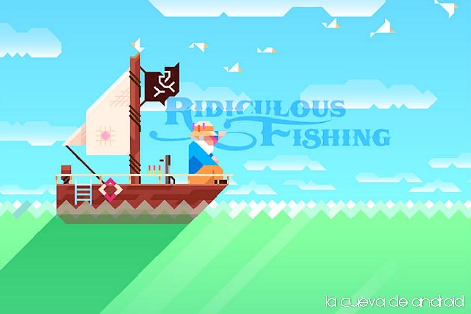 Ridiculous Fishing (1.2.2.4), el nombre lo dice todo [APK] | La ...