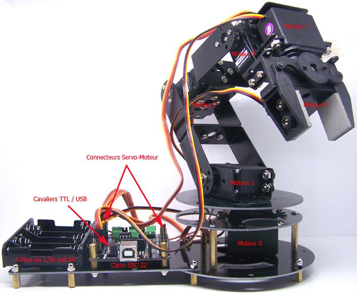 Arduino робот своими руками
