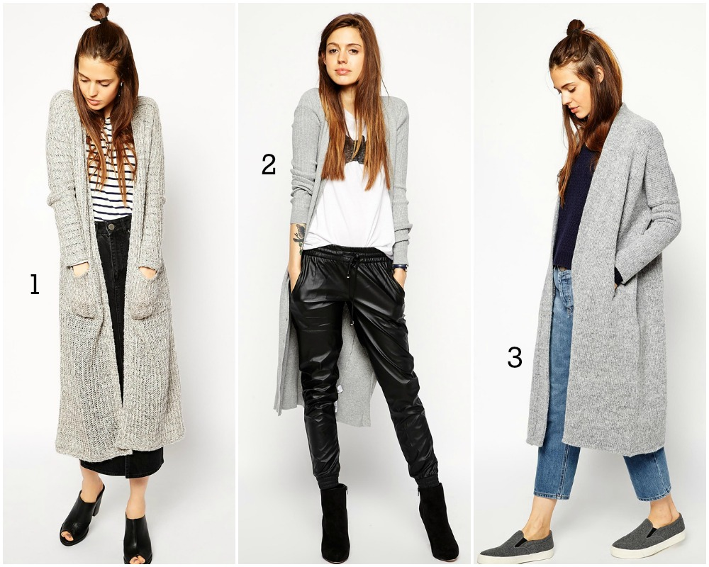 Ways To Wear The Maxi Cardigan | Fashion Fade