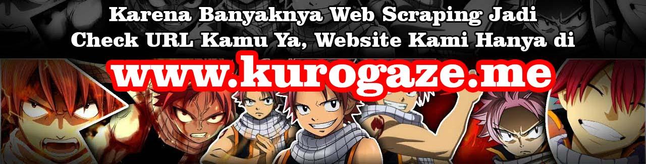 KuroGaze - Anime Subtitle Indonesia