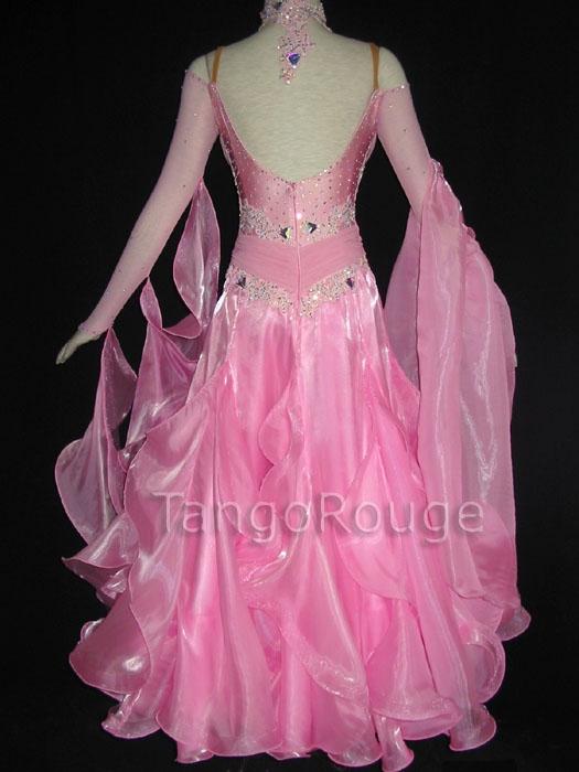 Ballroom Weddings Pic: Ballroom Waltz Gowns