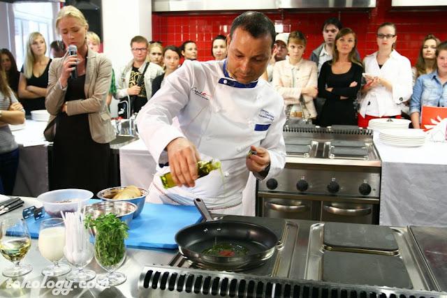 Гаетано Калабрезе шеф-повар ресторана Capuletti (Ginza-projeсt)