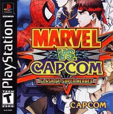 Download - Marvel Vs. Capcom - Clash Of Super Heroes - PS1 - ISO