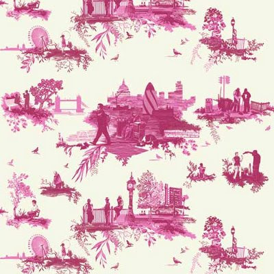 horse country chic toile it up. Black Bedroom Furniture Sets. Home Design Ideas