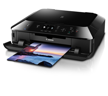download Canon PIXMA MG5470 Inkjet printer's driver