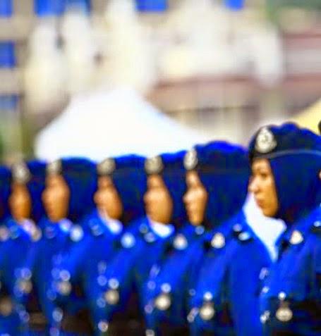 Anggota polis wanita buat laporan gambar tanpa pakaian tersebar