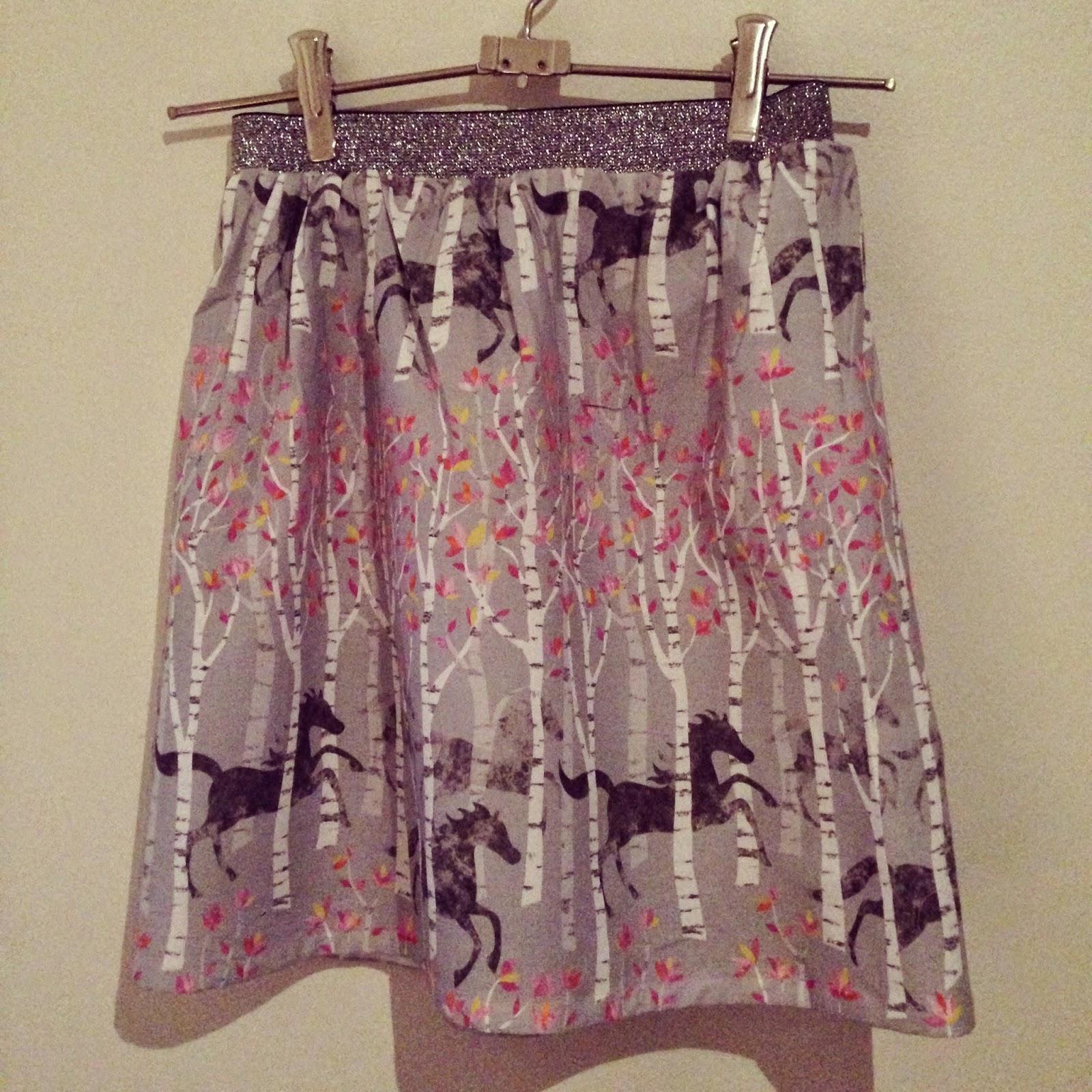 Kid's Horse skirt
