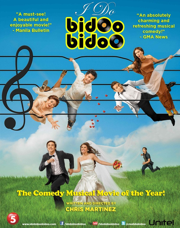 NY Times Reviews I DO BIDOO BIDOO; Opens Today in NYC and San Diego