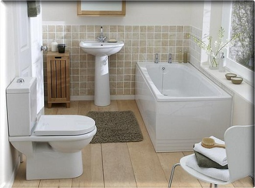 Small bathroom design ideas for 2012 modern homes m h d for H g bathrooms brookvale