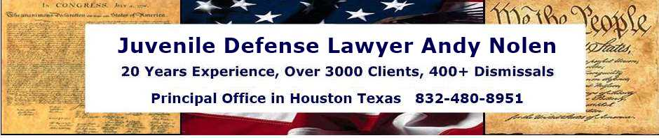 Houston Juvenile Lawyer | Harris County Child Attorney