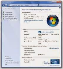 perbedaan sistem 32 bit dan 64 bit pada windows