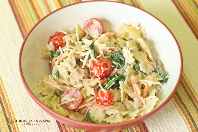 Zucchini and squash pasta salad recipes