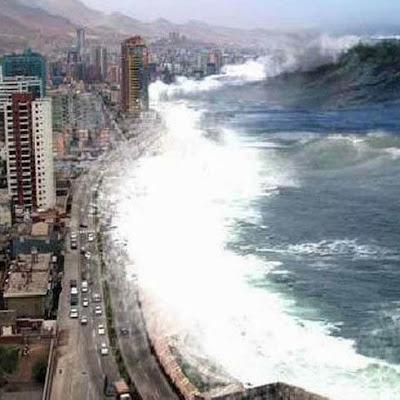 Imagen de Maremoto o Tsunami