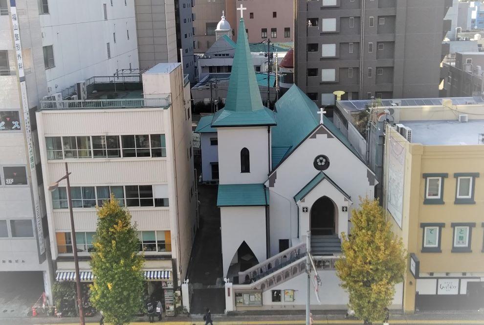 日本福音ルーテル熊本教会(水道町教会)