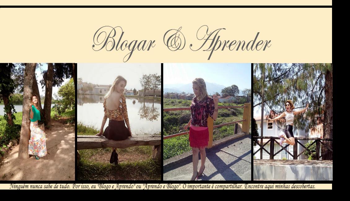 Blogar e Aprender