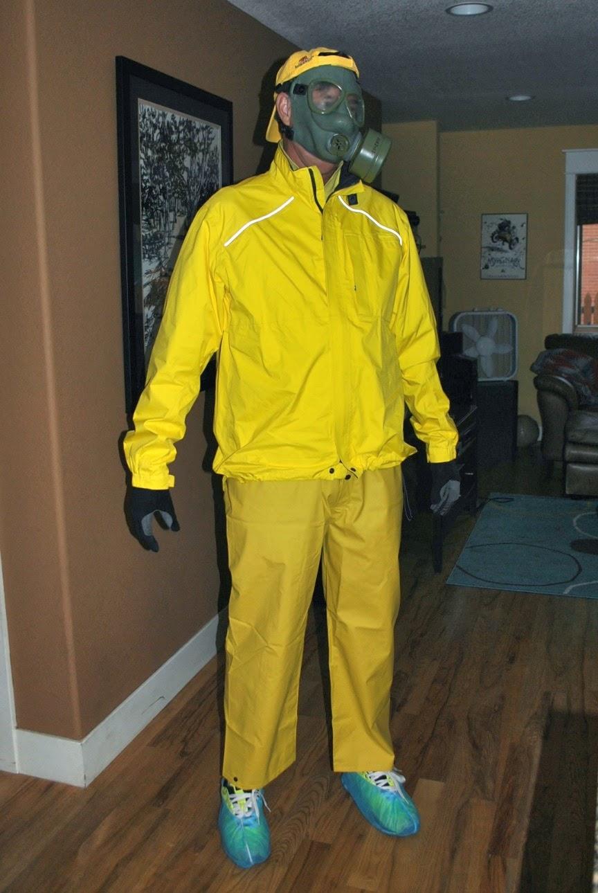 Breaking Bad... Breaking Bad Gas Mask Costume