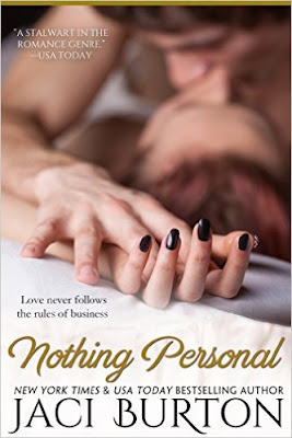 Nothing Personal, Jaci Burton, book review