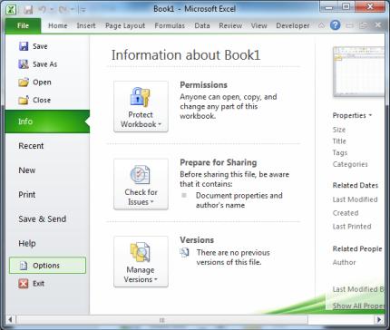 Form Control Pada Lembar Kerja di Excel