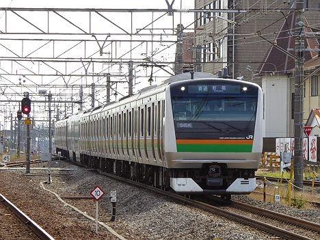 高崎・両毛線 普通 前橋行き E233系