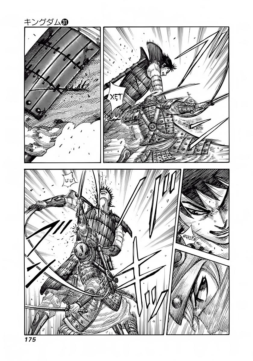 Kingdom - Vương Giả Thiên Hạ Chapter 337 page 7 - IZTruyenTranh.com