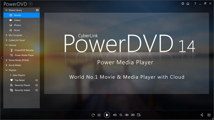 cyberlink powerdvd ultra 14 free download crack