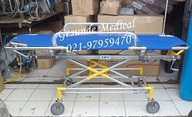 Brankar Emergency Bed SMIC
