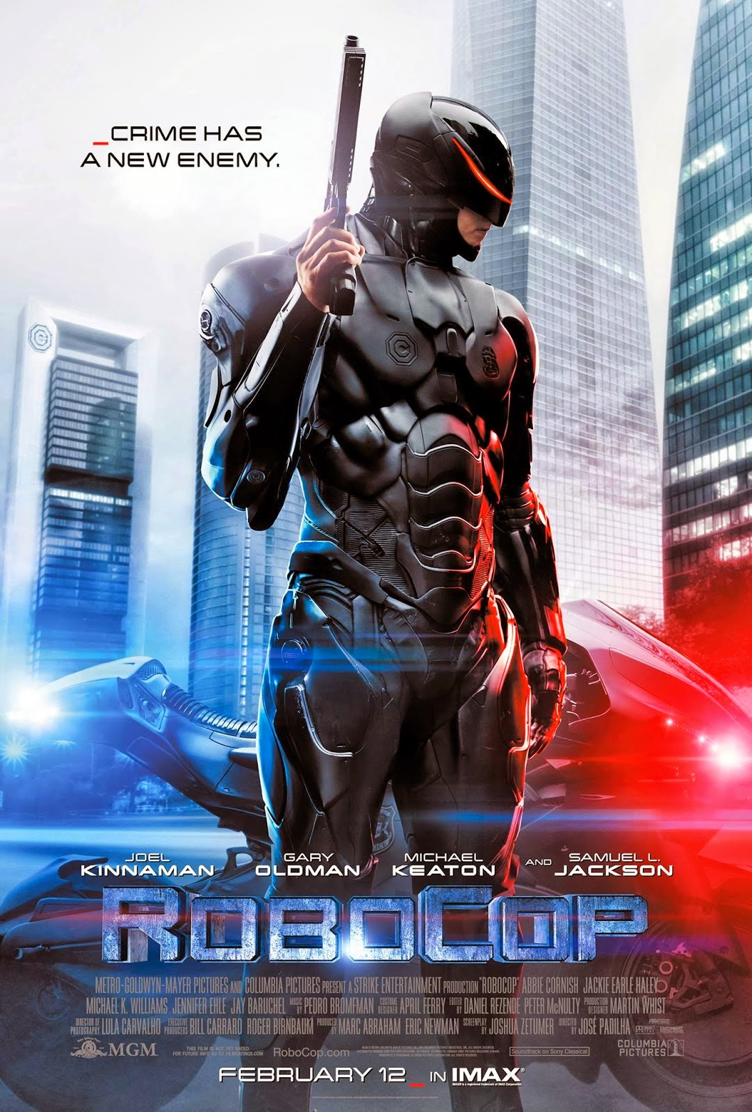 Download Film RoboCop (2014)