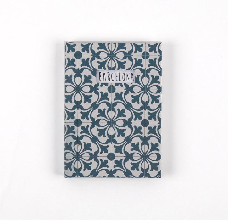 libretas hechas a mano de Ojo al Precinto