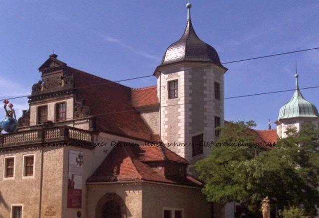 Historischer Jägerhof Dresden Reise