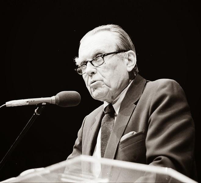 Milosz in 1986