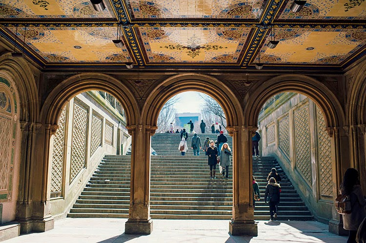 Central Park_New York_Holiday Itinerary