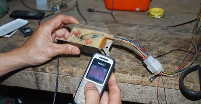 Công nghệ chống trộm sáng chế từ một người nông dân