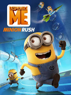 Juego Despicable Me Minion Rush para blackberry 10
