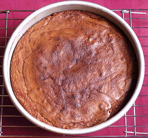 Maida Heatter Chocolate Buttermilk Layer Cake