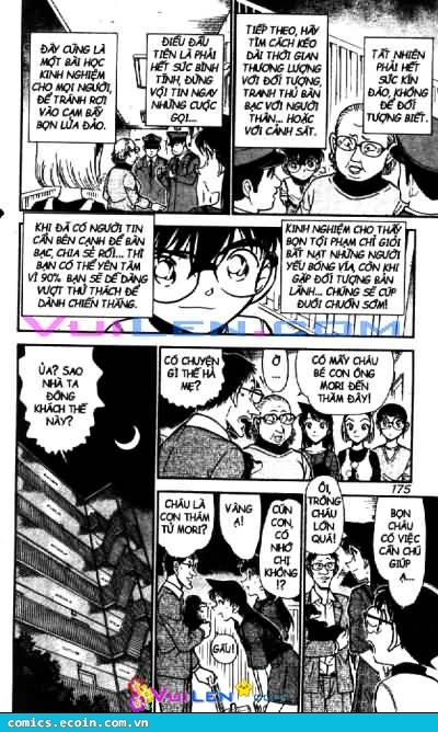 Detective Conan - Thám Tử Lừng Danh Conan chap 586 page 11 - IZTruyenTranh.com