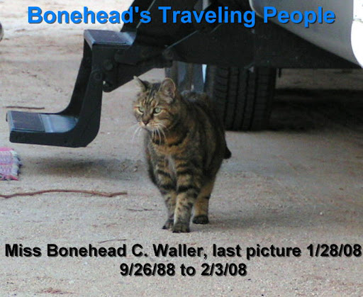 Bonehead's Traveling People