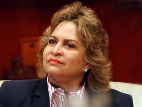 Alexandra Izquierdo respalda posición de Morales