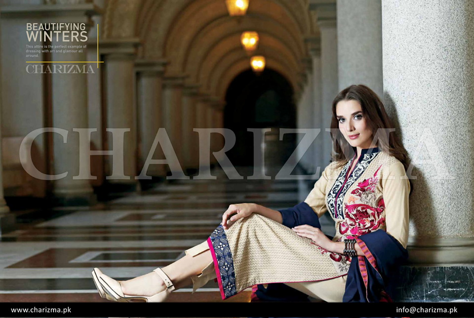 Latest Fall Winter Collection by Charizma