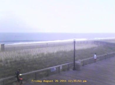 Live-Webcams, Beachcams, Surfcams in Virginia: Ocean City und Bethany Beach, Delaware, US-Ostküste Eastcoast, USA, Live Webcam, Live Beachcam, Live Surfcam, Irene, Hurrikanfotos,