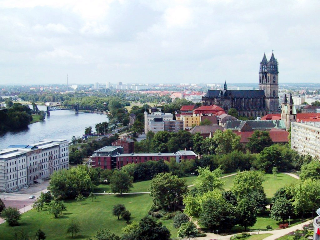 Magdeburg Germany  City new picture : MAGDEBURG GERMANY