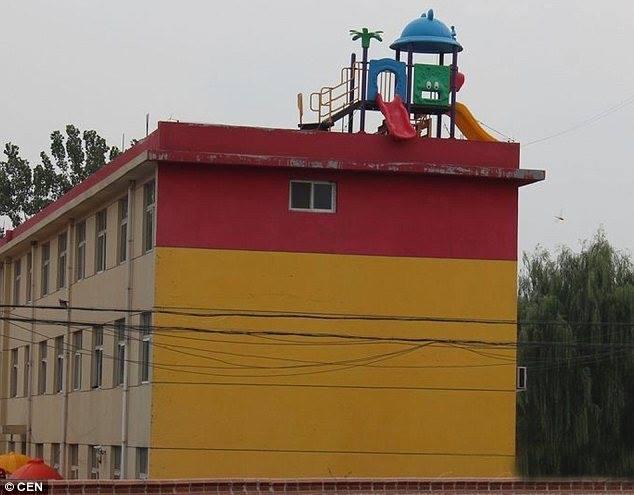 Parque de diversões na Rússia