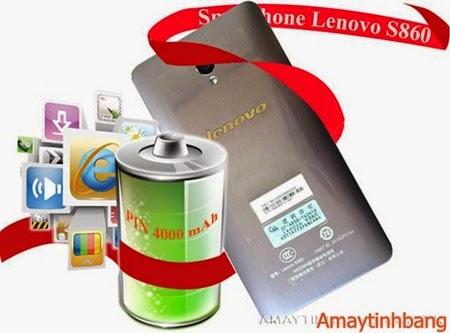 Smartphone Lenovo S860