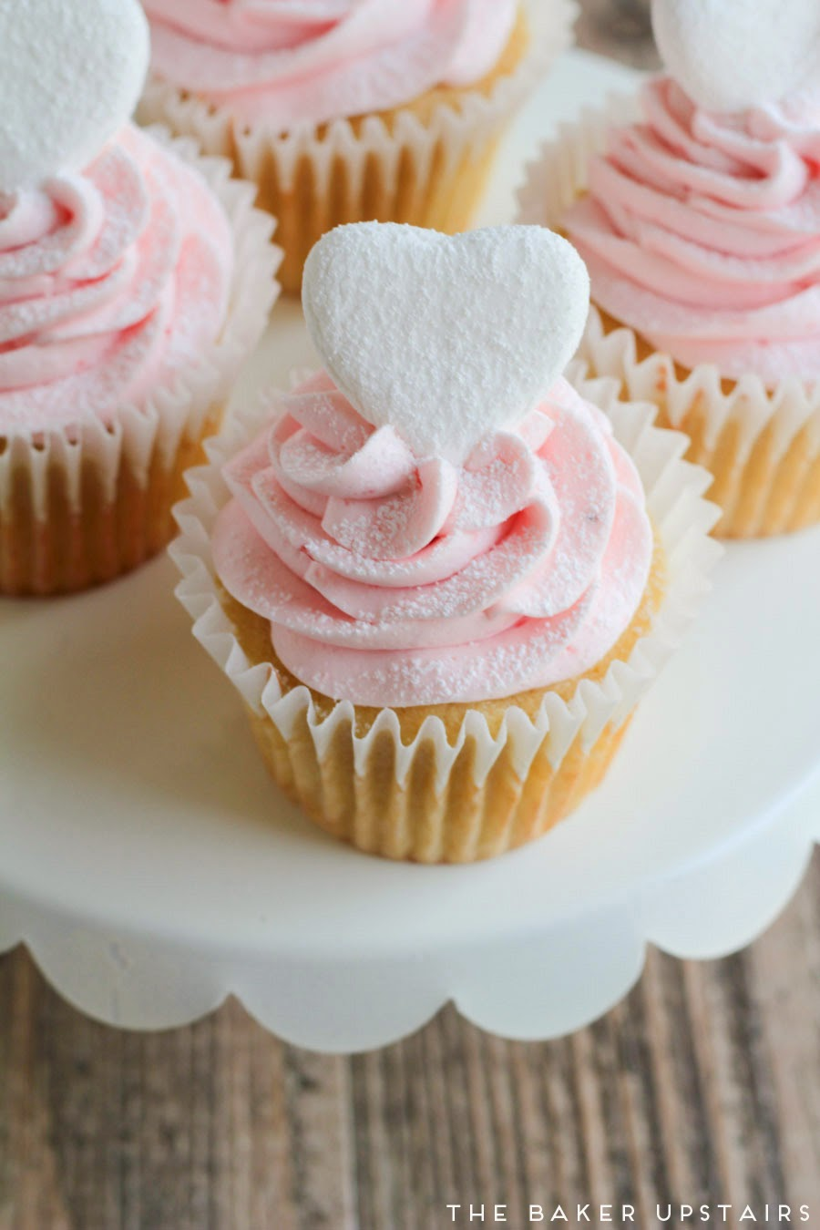 Strawberry Marshmallow Frosting Recipe — Dishmaps