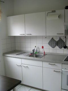 White German kitchen
